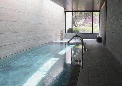Negro Encina_Private indoor swimming pool