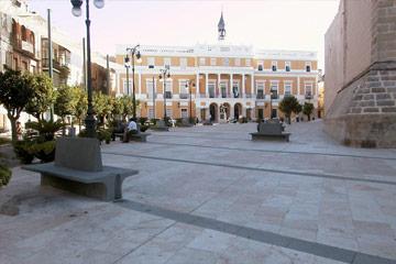 Plaza de España, Badajoz